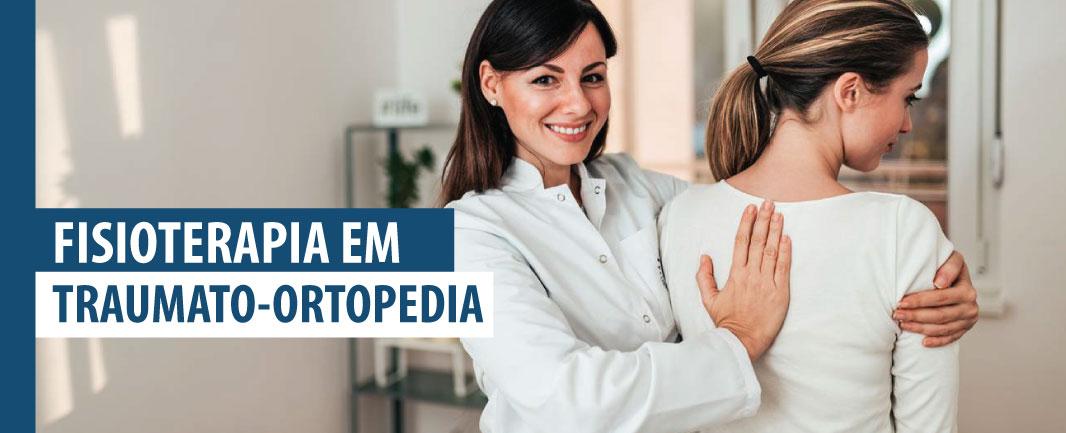 A atuação do Fisioterapeuta Especializado em Traumato-Ortopedia
