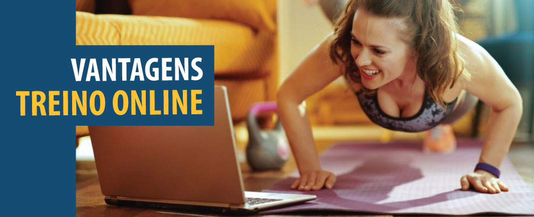 Consultoria online em Educação Física: vantagens do treino online supervisionado