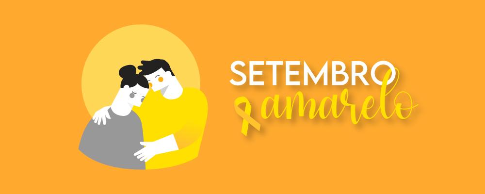 Campanha Setembro Amarelo: o que podemos fazer para auxiliar as pessoas que precisam de ajuda?