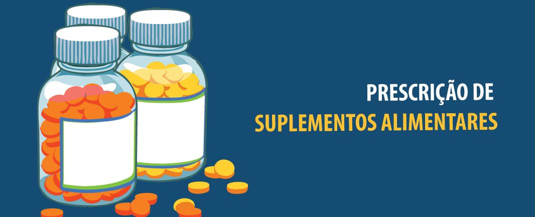 Prescrição de suplementos alimentares: confira a entrevista com a professora Gabriela Chamusca