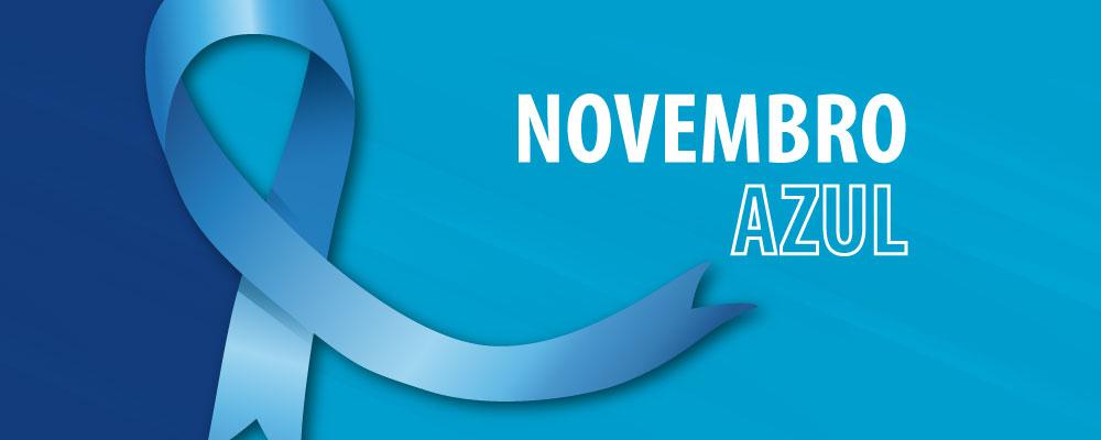 Novembro Azul 2020: mês de prevenção e conscientização do câncer de próstata