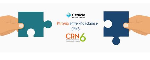 Estácio e CRN-6 realizam parceria de sucesso