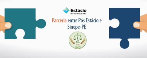 Sindicato dos Nutricionistas do Estado de Pernambuco é novo parceiro Estácio