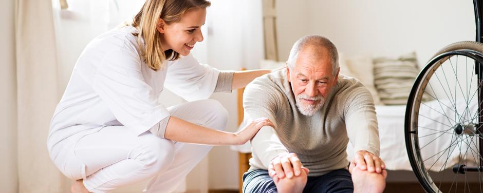 Fisioterapia e seus campos de atuação
