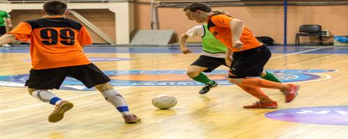 ca6d066f28368 Pós Estácio - Características do futsal