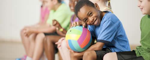 Os benefícios do esporte para crianças