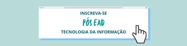 pós EAD em tecnologia da informação