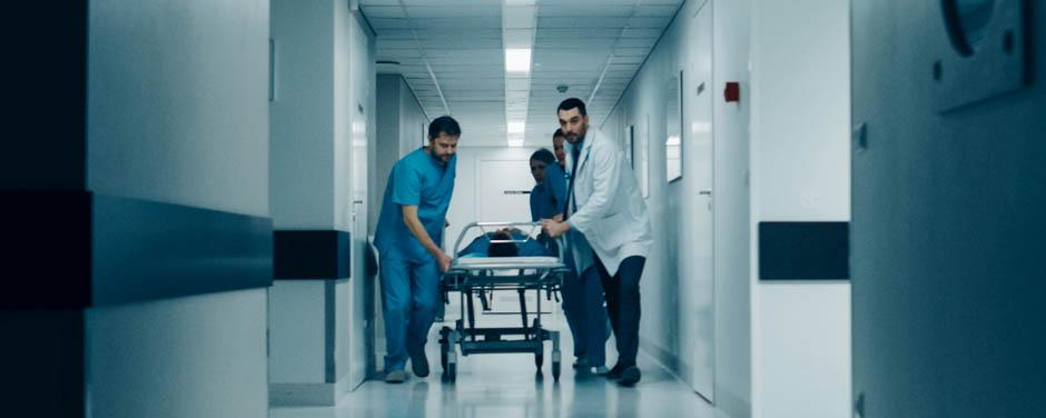 O trabalho e cuidado da enfermagem intensiva na UTI